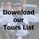 Download our Tours List